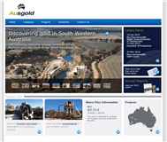 Ausgold Limited Website Link