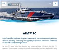 Austal Limited Website Link