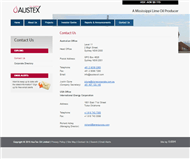 Austex Oil Limited Website Link