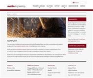 Austin Engineering Limited Website Link