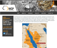 WCP Resources Limited Website Link