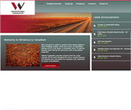 Windimurra Vanadium Limited Website Link