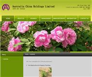 Australia China Holdings Limited Website Link