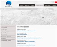 Altech Chemicals Ltd Website Link