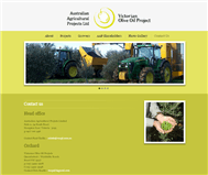 Australian Agricultural Projects Limited Website Link