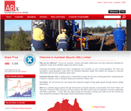 Australian Bauxite Limited Website Link