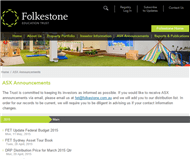 Folkstone Education Trust Website Link