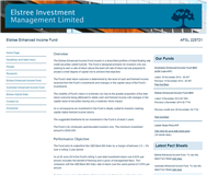 Australian Enhanced Income Fund Website Link