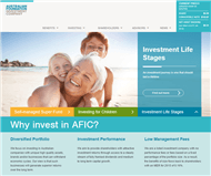 Australian Foundation Investment Company Limited Website Link