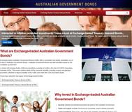 Australian Government Treasury Bonds Website Link