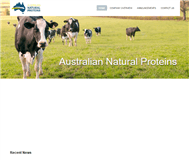 Australian Natural Proteins Limited Website Link