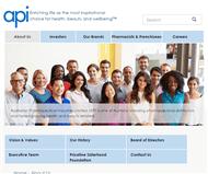 Australian Pharmaceutical Industries Limited Website Link