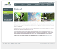 Australian Renewable Fuels Limited Website Link