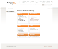 Australian Unity Limited Website Link