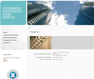 Authorised Investment Fund Limited Website Link