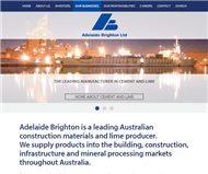 Adelaide Brighton Limited Website Link