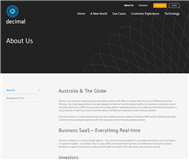Decimal Software Limited Website Link