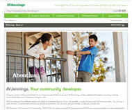 AVJennings Limited Website Link