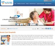 Azure Healthcare Limited Website Link
