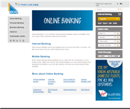 Bank of Queensland Limited Website Link