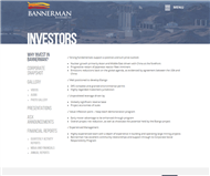Bannerman Resources Limited Website Link