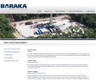 Baraka Energy & Resources Limited Website Link