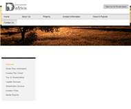 Discovery Africa Limited Website Link