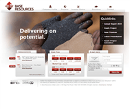 Base Resources Limited Website Link