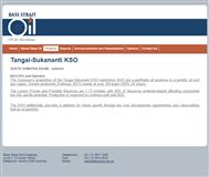 Bass Oil Limited Website Link
