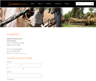 Bassari Resources Limited Website Link
