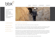 BBX Minerals Limited Website Link