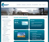 Beach Energy Limited Website Link