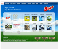 Bega Cheese Limited Website Link