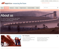 BHP Billiton Limited Website Link
