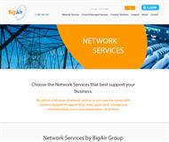 BigAir Group Limited Website Link