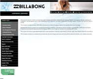 Billabong International Limited Website Link