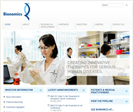 Bionomics Limited Website Link