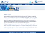 Biotron Limited Website Link