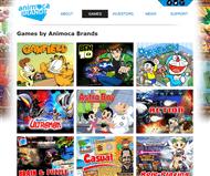 Animoca Brands Corporation Limited Website Link