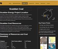 Blackham Resources Limited Website Link