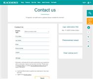 Blackmores Limited Website Link