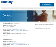 Blue Sky Alternative Investments Limited Website Link