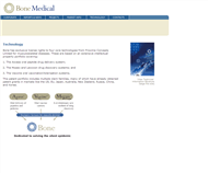Bone Medical Limited Website Link