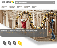 Boral Limited Website Link