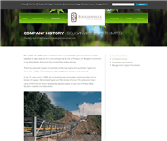 Bougainville Copper Limited Website Link