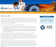 BPH Energy Ltd Website Link