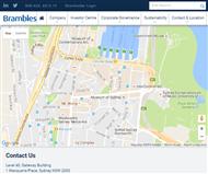 Brambles Limited Website Link