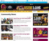 Brisbane Broncos Limited Website Link