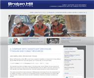 Broken Hill Prospecting Limited Website Link