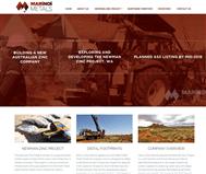 Marindi Metals Limited Website Link